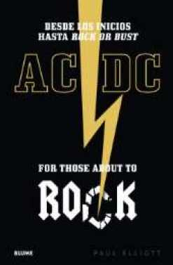 AC/DC FOR THOSE ABOUT TO ROCK (TD)