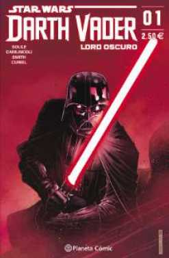 STAR WARS DARTH VADER LORD OSCURO Nº 01 (GRAPA)