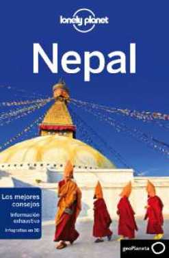 NEPAL GUIA LONELY PLANET -2018-