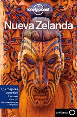 NUEVA ZELANDA GUIA LONELY PLANET -2019-