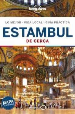 ESTAMBUL DE CERCA GUIA LONELY PLANET -2021-