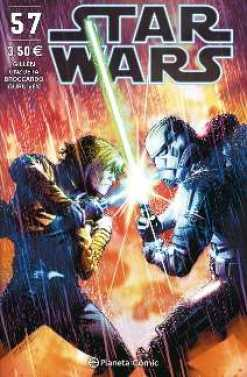 STAR WARS Nº 57/64 (GRAPA)