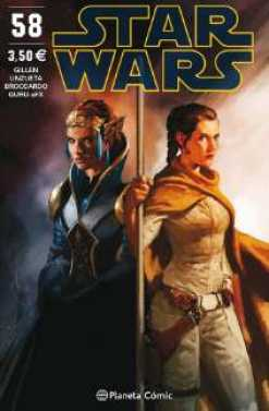 STAR WARS Nº 58/64 (GRAPA)