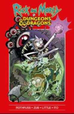 RICK Y MORTY VS DUNGEONS   DRAGONS