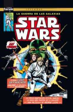 STAR WARS LOS AÑOS MARVEL 1 ESPECIAL ROY THOMAS